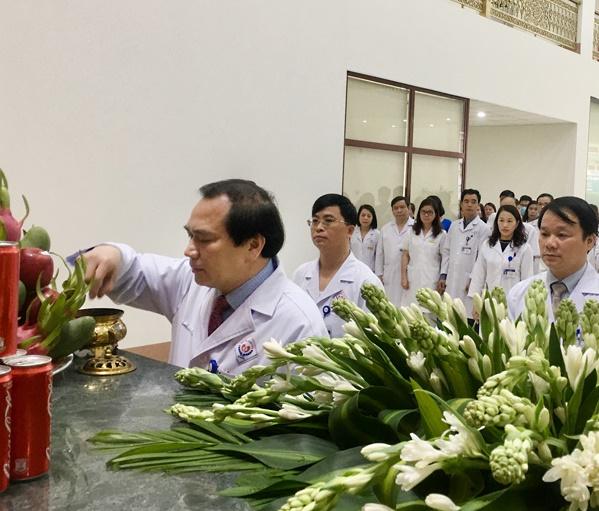 BỆNH VIỆN TRUNG ƯƠNG THÁI NGUYÊN:Kỷ niệm 60 năm Ngày Bác Hồ về thăm Cập nhật ngày: 13/03/2020 11:02 (GMT +7)