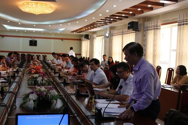 Bệnh viện Trung ương Thái Nguyên sẽ tiên phong trong việc triển khai và ứng dụng bệnh án điện tử, chữ ký số và thanh toán viện phí không dùng tiền mặt