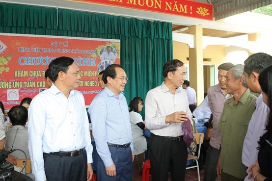 khỏe vui cùng người nghèo đón Tết Canh Tý 2020