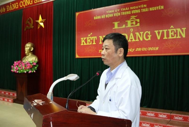Kết nạp Đảng nhân dịp kỷ niệm 88 năm ngày thành lập Đảng Cộng sản Việt Nam