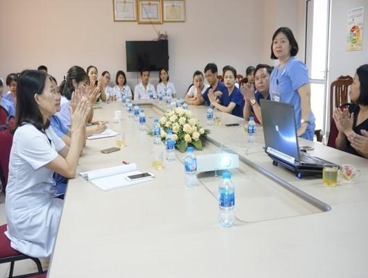 Sinh hoạt chuyên đề: Dự phòng viêm phổi thở máy và nhận định bệnh nhân hồi sức tích cực