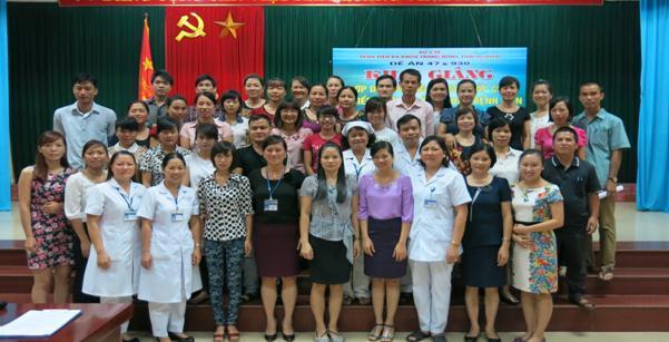 Khai giảng các khóa đào tạo liên tục theo Đề án 47&930 năm 2014