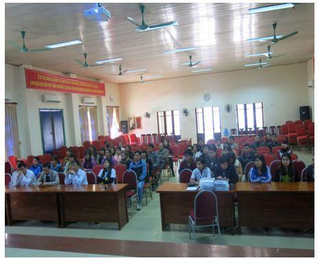 Khai giảng các khóa đào tạo, chuyển giao kỹ thuật đợt 2 năm 2016