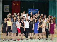Tập huấn phương pháp giảng dạy cho giảng viên thỉnh giảng của bệnh viện đa khoa trung ương Thái Nguyên